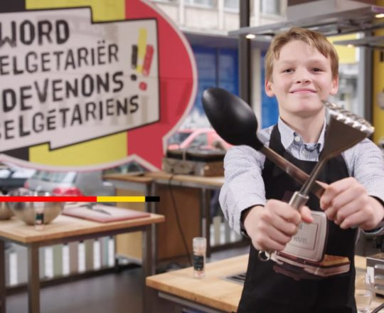 Belgétarien - Carrefour
