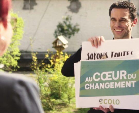 Jean-Marc Nollet pour Ecolo