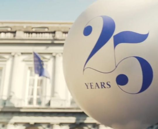 Eubelius - Aftermovie 25 years