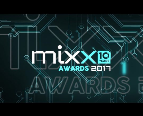 Mixx Awards Aftermovie (BAM)