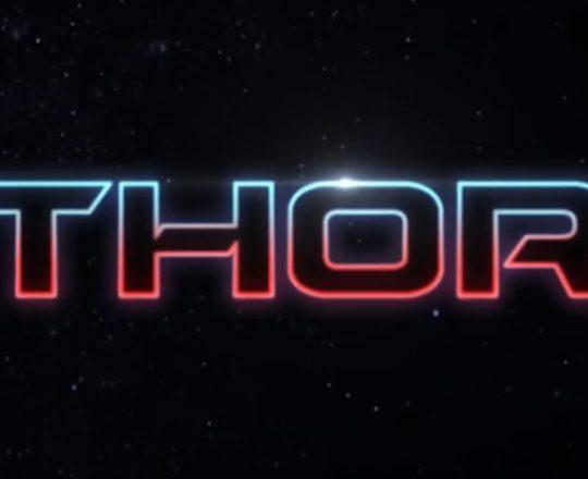 Thor: Ragnarok Teaser Repo (Marvel Belgium)